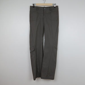 Athleta | Green Khaki Dipper Hiking Pants